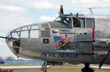LOC SAS AIR  SK  WDS05B4495DX    PACIFIC PROWLER, NORTH AMERICAN B-25J BOMBERCANADA REMEMBERS AIRSHOWSASKATOON                     08..© WAYNE SHIELS               ALL RIGHTS RESERVEDAIRPLANES;AIRSHOWS;ART;B_25J_BOMBER;BOMBERS;CANADA_REMEMBERS_AIRSHOW;EVENTS;OCCUPATIONS;PAINTINGS;PILOTS;PEOPLE;PLAINS;PRAIRIES;SASKATCHEWAN;SASKATOON;SK_;TOURISM;TRANSPORTATIONLONE PINE PHOTO              (306) 683-0889