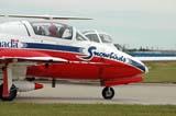 LOC SAS AIR  SK  WDS05B4603DX    SNOWBIRDS AIRCRAFT ON RUNWAYCANADA REMEMBERS AIRSHOWSASKATOON                     08..© WAYNE SHIELS               ALL RIGHTS RESERVEDAIRPLANES;AIRSHOWS;CANADA_REMEMBERS_AIRSHOW;EVENTS;JETS;OCCUPATIONS;PEOPLE;PILOTS;PLAINS;PRAIRIES;SASKATCHEWAN;SASKATOON;SK_;SNOWBIRDS;TOURISM;TRANSPORTATIONLONE PINE PHOTO              (306) 683-0889