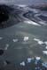 LOWELL LAKE AND LOWELL GLACIER, ALSEK RIVER, KLUANE NATIONAL PARK