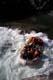 RAFTING IN SHEEP SLOT CANYON, FIRTH RIVER, IVVAVIK NATIONAL PARK