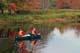 WOMEN CANOEING, JAKES LANDING, KEJIMKUJIK NATIONAL PARK