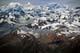 AERIAL OF THE SAINT ELIAS MOUNTAINS, KLUANE NATIONAL PARK