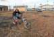 GRADE 4 BOY ON CHOPPER BIKE, WARMAN