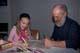 CHILD AND SENIOR COLOURING, SASKATOON