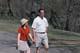 COUPLE WALKING HAND IN HAND, SASKATOON
