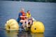 GIRLS ON WATER TRIKE, PIKE LAKE PROVINCIAL PARK