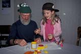 PEO ACT IND  SK     1402222DCHILD AND SENIOR PLAYING WITH PLAY DOUGHSASKATOON                       02                   © CLARENCE W. NORRIS      ALL RIGHTS RESERVEDACTIVITIES;BEARDS;CHILDREN;GRANDPARENTS;HATS;INDOORS;JENNIE;PEOPLE;PLAINS;PLAYDOH;PRAIRIES;RECREATION;SASKATCHEWAN;SASKATOON;SENIORS;SHARING;SK_;TOYS;WINTERLONE PINE PHOTO              (306) 683-0889