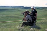 PEO ACT OUT  SK   WS21769D  NMRCOUPLE VIEWING FRENCHMAN RIVER VALLEYGRASSLANDS NAT. PK.        07/..© WAYNE SHIELS                ALL RIGHTS RESERVEDACTIVITIES;BINOCULARS;CO_ED;FRENCHMAN_RIVER_VALLEY;GRASSLANDS;GRASSLANDS_NP;HIKING;NP_;OUTDOORS;PEOPLE;PLAINS;PRAIRIES;SK_;SUMMER;TRIPODS;VALLEYSLONE PINE PHOTO              (306) 683-0889