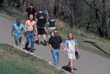 PEO ACT SPR  SK  CWN0203016DPEOPLE WALKING ON PATH IN PARKSASKATOON                       05                   © CLARENCE W. NORRIS      ALL RIGHTS RESERVEDACTIVITIES;MEEWASIN;OUTDOORS;PEOPLE;PLAINS;PRAIRIES;SASKATCHEWAN;SASKATOON;SK_;SPRING;TRAILS;URBAN;WALKINGLONE PINE PHOTO              (306) 683-0889