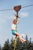 PEO ACT SUM  SK     1502507AD  VT  MRYOUNG GIRL ON ZIP WIREROSTHERN                          07                   © CLARENCE W. NORRIS      ALL RIGHTS RESERVEDACTIVITIES;CHILDREN;FUN;GIRL;JENNIE;MR_;OUTDOORS;PEOPLE;PLAINS;PRAIRIES;RECREATION;ROSTHERN;SASKATCHEWAN;SK_;SUMMER;VTL;ZIP_WIRESLONE PINE PHOTO              (306) 683-0889