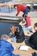 STUDENTS ON AQUATIC ECOSYSTEM TOUR, ASTOTIN LAKE, ELK ISLAND NATIONAL PARK