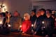 CANDLELIGHT CHRISTMAS EVE SERVICE, WARMAN GOSPEL CHURCH, WARMAN