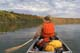 CANOEING ON SOUTH SASK RIVER, WARMAN