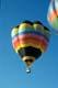 BALLOON FIRING HEATERS IN FLIGHT, BALLOON CHASE, SASKATOON