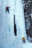 REC CLI ICE  AB  BRH1901136D  NMR  VTICE CLIMBING AT JOHNSTON CANYONBANFF NATIONAL PARK        02/24© BLAKE R. HYDE                 ALL RIGHTS RESERVEDAB_;ACTIVITIES;ADVENTURE;ALBERTA;ALPINE;BANFF_NP;BULLETINS;CORDILLERA;ELEMENTS;ICE;ICE_CLIMBING;JOHNSTON_CANYON;NP_;OUTDOORS;PEOPLE;RECREATION;SCALE;VTL;WINTERLONE PINE PHOTO              (306) 683-0889