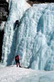 REC CLI ICE  AB  GMM0001516D  VTPEOPLE CLIMBING ICE FALLSJOHNSTON CANYONBANFF NATIONAL PARK       03© GARFIELD MACGILLIVRAY ALL RIGHTS RESERVEDAB_;ACTIVITIES;ALBERTA;ALPINE;BANFF_NP;CLIMBING;CORDILLERA;ICE;ICE_CLIMBING;JOHNSTON_CANYON;NP_;OUTDOORS;PEOPLE;RECREATION;VTL;WATERFALLS;WINTERLONE PINE PHOTO              (306) 683-0889