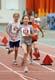 YOUNG GIRLS RUNNING ON TRACK, SASKATOON