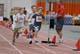YOUNG BOYS RUNNING ON TRACK, SASKATOON