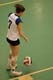 HUSKIES FEMALE VOLLEYBALL PLAYERS, SASKATOON