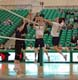 MEN'S VOLLEYBALL PLAYERS, SASKATOON