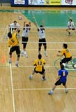 REC VOL MIS  SK  WDS06A8173DX  VTHUSKIES MALE VOLLEYBALL PLAYERSUNIVERISTY OF SASKATCHEWANSASKATOON                       ../..© WAYNE SHIELS                ALL RIGHTS RESERVEDACTIVITIES;HUSKIES;INDOORS;MALE;MOTION;NUMBERS;PEOPLE;PLAINS;PRAIRIES;RECREATION;SASKATCHEWAN;SASKATOON;SK_;SPORTS;SUMMER;TEAMS;UNIFORMS;UNIVERSITIES;UNIVERSITY_OF_SASKATCHEWAN;VOLLEYBALL;VTLLONE PINE PHOTO              (306) 683-0889