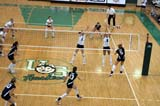 REC VOL MIS  SK  WDS06A8303DXHUSKIES FEMALE VOLLEYBALL PLAYERSUNIVERISTY OF SASKATCHEWANSASKATOON                       ../..© WAYNE SHIELS                ALL RIGHTS RESERVEDACTIVITIES;FEMALE;HUSKIES;INDOORS;MOTION;NUMBERS;PEOPLE;PLAINS;PRAIRIES;RECREATION;SASKATCHEWAN;SASKATOON;SK_;SPORTS;SUMMER;UNIFORMS;UNIVERSITIES;UNIVERSITY_OF_SASKATCHEWAN;VOLLEYBALLLONE PINE PHOTO              (306) 683-0889