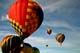 HOT AIR BALLOONS, SUSSEX BALLOON FESTIVAL, SUSSEX