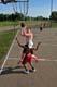 EIGHTEEN YEAR OLD TEENS PLAYING BASKETBALL, WARMAN