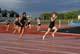FEMALES RUNNING, SASKATOON HIGH SCHOOL TRACK AND FIELD MEET, GRIFFITHS STADIUM, SASKATOON