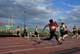 MALES RUNNING, SASKATOON HIGH SCHOOL TRACK AND FIELD MEET, GRIFFITHS STADIUM, SASKATOON