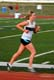 GIRL RUNNING, SASKATOON HIGH SCHOOL TRACK AND FIELD MEET, GRIFFITHS STADIUM, SASKATOON