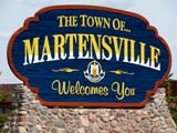 SIG MIS MIS  SK  CWN0357899D TOWN OF MARTENSVILLE ENTRANCE SIGNMARTENSVILLE                    053© CLARENCE W. NORRIS      ALL RIGHTS RESERVEDMARTENSVILLE;PLAINS;PRAIRIES;SASKATCHEWAN;SIGNS;SK_;SUMMER;TOWNS;WELCOMELONE PINE PHOTO                  (306) 683-0889