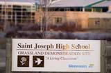 SIG MIS MIS  SK  WDS06A3205DXSAINT JOSEPH HIGH SCHOOL GRASSLAND DEMONSTRATION SITE SIGNSASKATOON                       ../..© WAYNE SHIELS                ALL RIGHTS RESERVEDCONSERVATION;EDUCATION;GRASSLANDS;MEEWASIN;PLAINS;PRAIRIES;SAINT_JOSEPH_HIGH_SCHOOL;SASKATCHEWAN;SASKATOON;SCHOOLS;SIGNS;SK_;WINTERLONE PINE PHOTO              (306) 683-0889