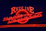 SIG NEO MIS  SK  CWN02A048DREDLINE HARLEY DAVIDSON NEON SIGNSASKATOON                          0322              © CLARENCE W. NORRIS         ALL RIGHTS RESERVED HARLEY_DAVIDSON;MOTORCYCLES;NEON;PLAINS;PRAIRIES;REDLINE;SASKATCHEWAN;SASKATOON;SIGNS;SK_LONE PINE PHOTO                  (306) 683-088
