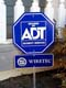 ADT SECURITY SERVICES SIGN, SASKATOON