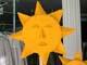 SUN DISPLAY IN STORE WINDOW, SASKATOON