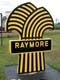 RAYMORE SIGN, RAYMORE