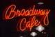 BROADWAY CAFE NEON SIGN, BROADWAY AVENUE, SASKATOON
