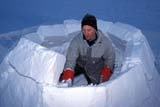STR IGL MIS  SK     1600726D  MR   MAN BUILDING IGLOO AT WINTER CAMPWAKAW                              017© CLARENCE W. NORRIS       ALL RIGHTS RESERVEDABORIGINAL;ACTIVITIES;ADULTS;CULTURE;IGLOOS;MALE;MR_;OUTDOORS;PEOPLE;PLAINS;PRAIRIES;SASKATCHEWAN;SHELTERS;SK_;SNOW;STRUCTURES;WAKAW;WINTERLONE PINE PHOTO               (306) 683-0889