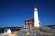 LIGHTHOUSE AND ROCKS, FISGARD LIGHTHOUSE NATIONAL HISTORIC SITE, VICTORIA